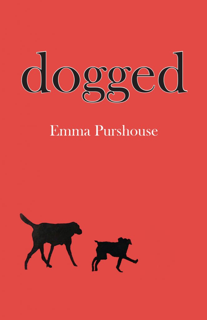 The front cover of Dogged